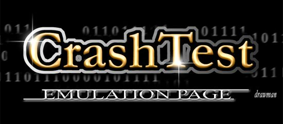 enter CrashTest's Emulation Page